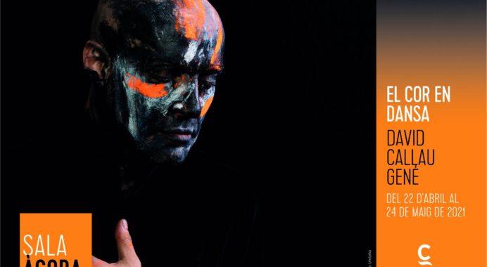 Urban es la encargada de la comunicación, producción artística de 'El cor en dansa', el último proyecto de David Callau